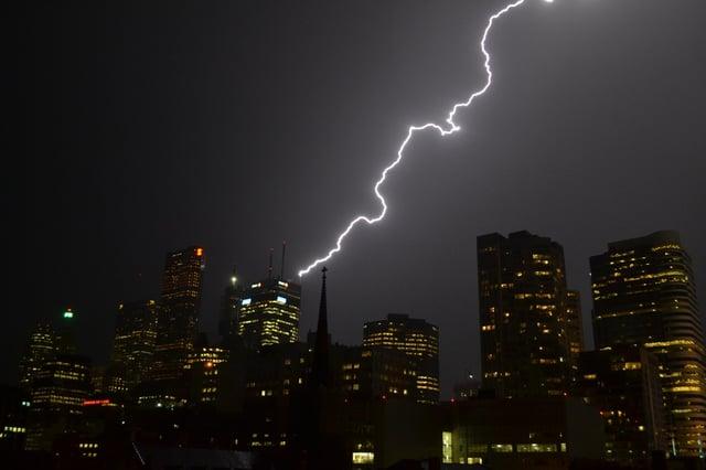 lightning RFI
