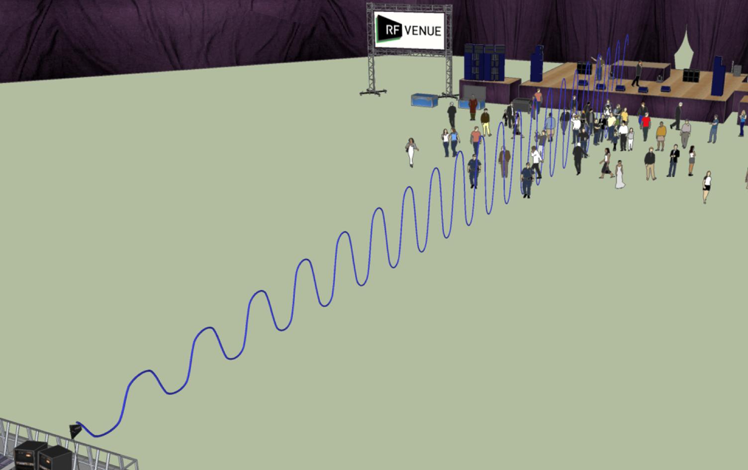 Vertical Polarization Diversity Fin Antenna
