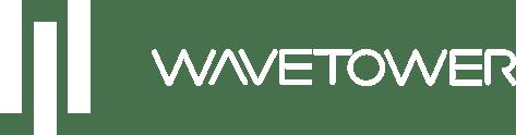WaveTower White Horizontal