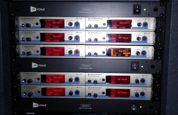 cnk noise slids