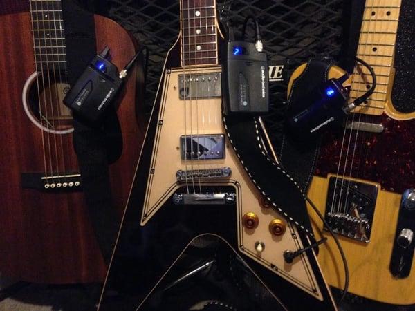 guitar beltback