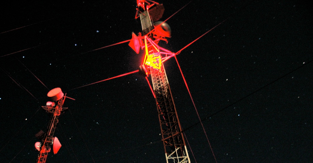UHF towers