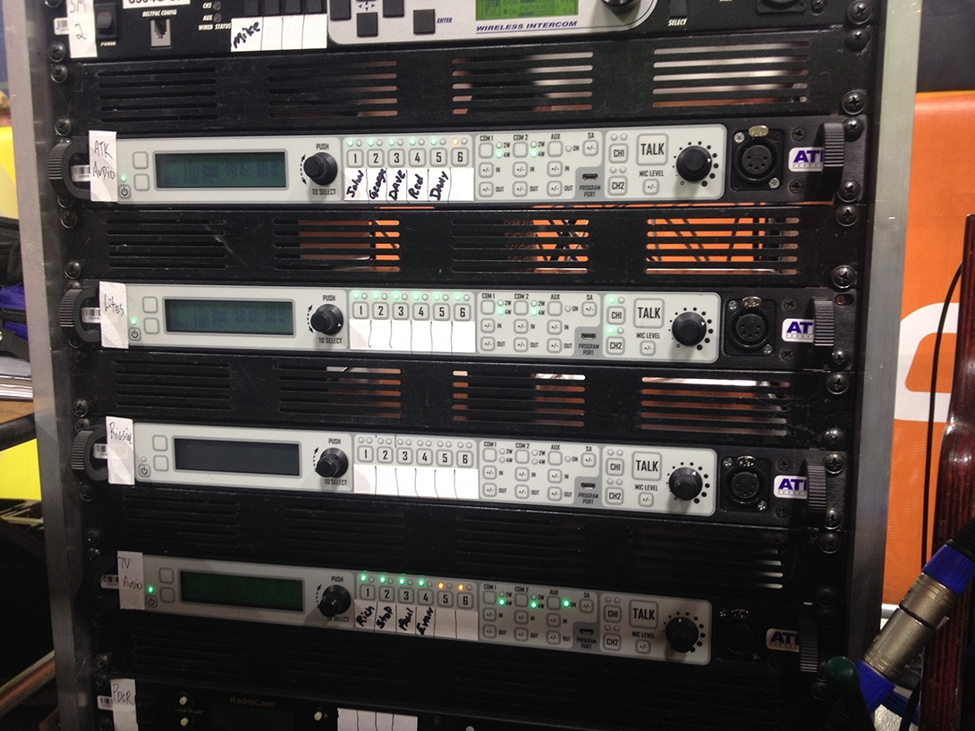 UV1g in rack