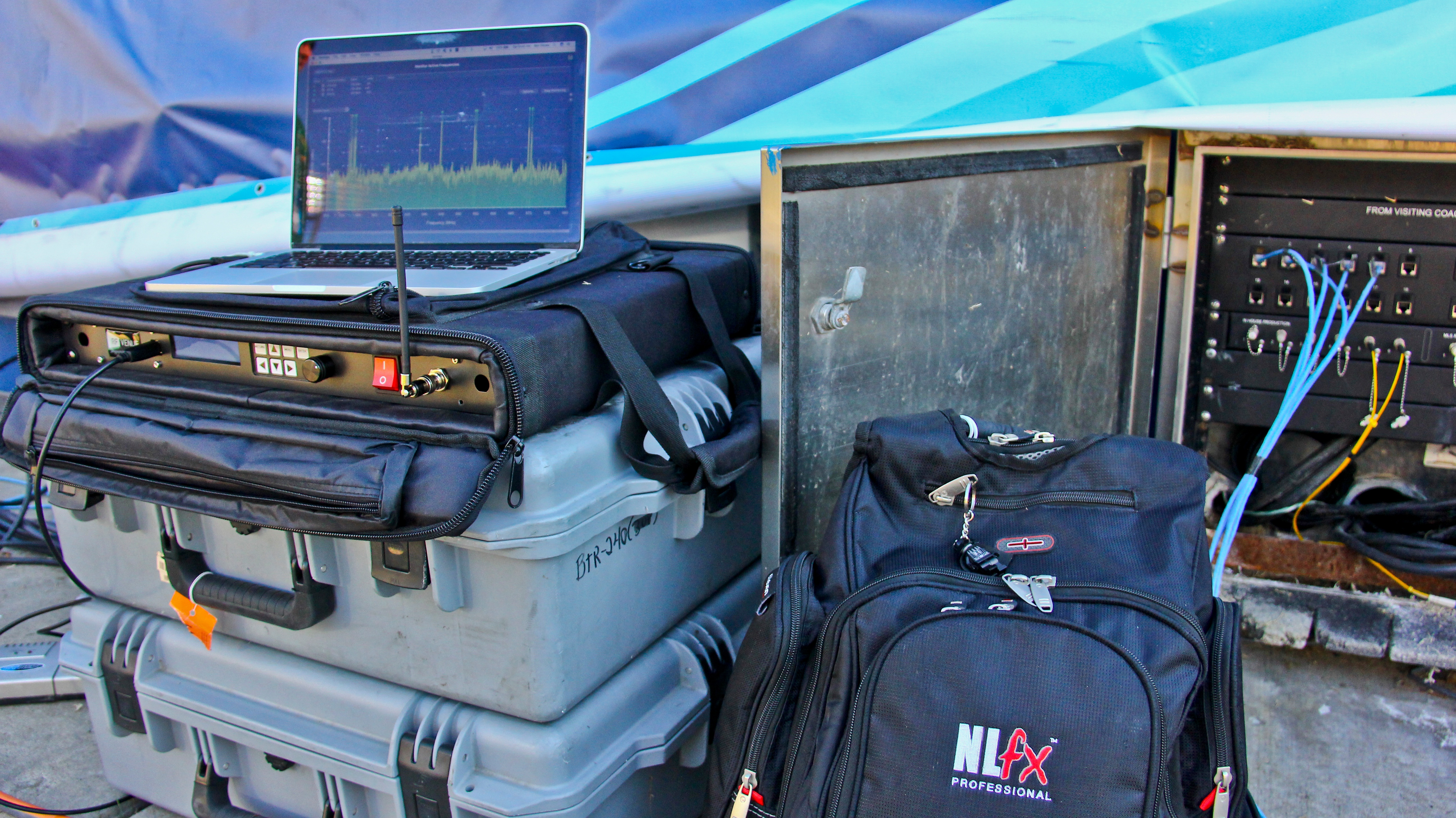 NLFX - Frequency Scanning