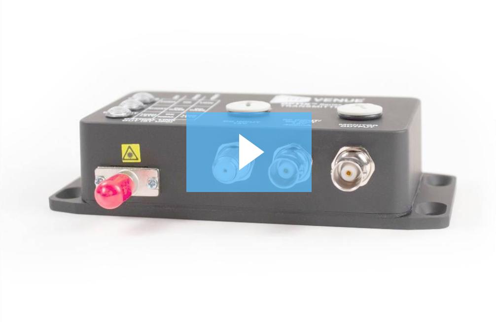 Optix Series 3 RF Over Fiber System