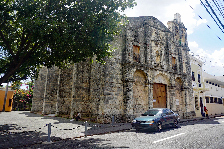 The Regina Angelorum Church and Convent of Santo Domingo